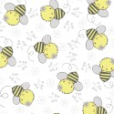 Camelot - Izzy the bee - 100cm