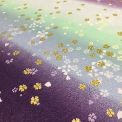 Asano - Trèfle violet - 100cm