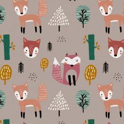 Sweat Fox