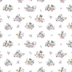 Cotton little animals