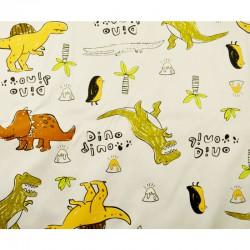 Cotton dinosaurs
