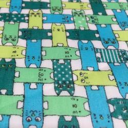 Ibuki - Green cats - 106cm