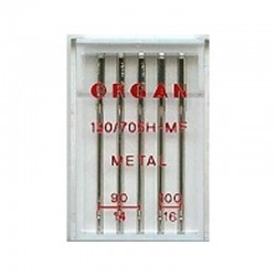 Organ Metal 130/705 H - 5x