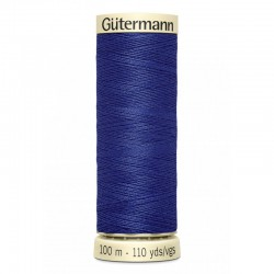 Gütermann sewing thread blue (218)