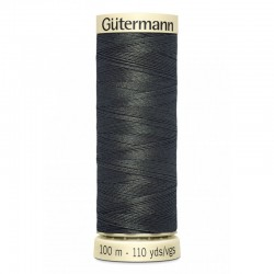 Gütermann sewing thread grey (636)