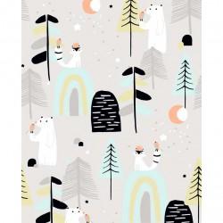 Bears cotton