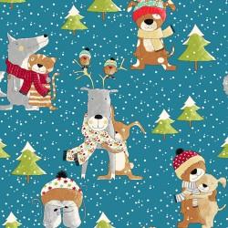 Jersey christmas friends
