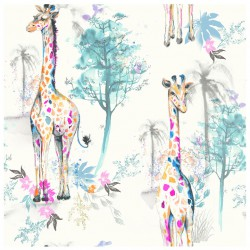 Giraffe cotton