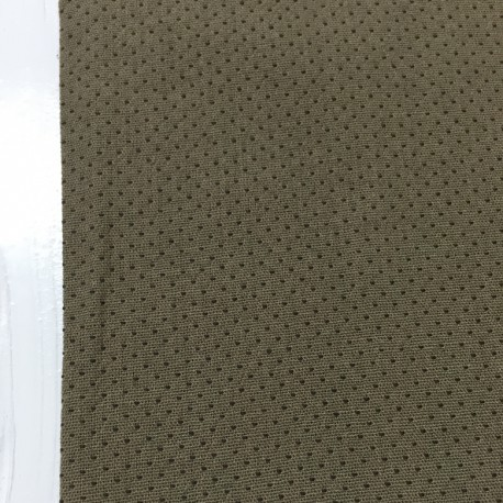 Cosmo - Broderie pois gris