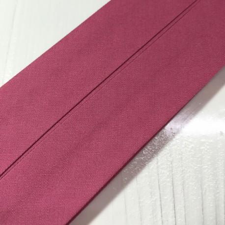 Bias tape plain pink