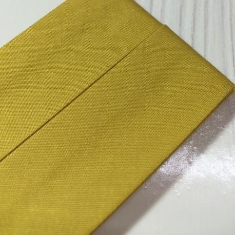 Bias tape plain sand