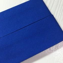 Biais uni bleu