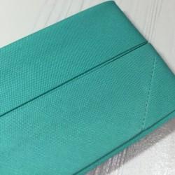 Bias tape plain green