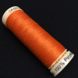 Gütermann sewing thread orange (362)