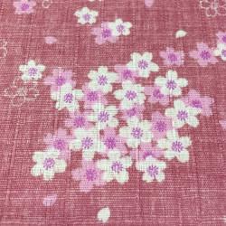 Morikiku - Fleurs sakura rose
