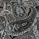 Sevenberry - Velours côtelé milleraies Paisley & Ethnic