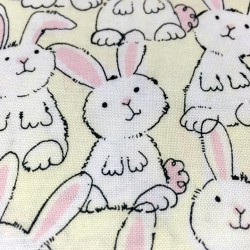 Timeless Treasures - Baby Bunnies