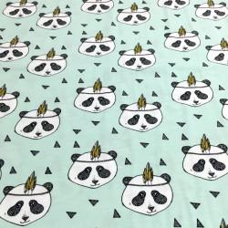 Panda mint - jersey bio menthe