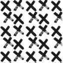 Elvelyckan Design - Black X
