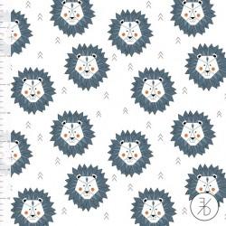 Elvelyckan Design - Blue Lion