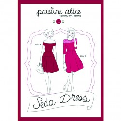 Pauline Alice - Seda Dress