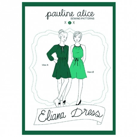 Pauline Alice - Eliana Dress