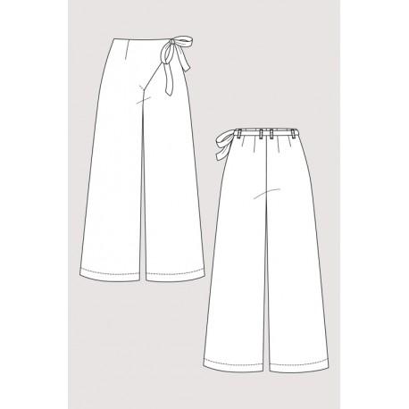 Named - Alexandria Peg Trousers