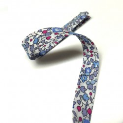 Bias tape Liberty Eloise blue