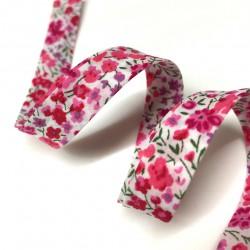 Bias tape Liberty D'Anjo pink