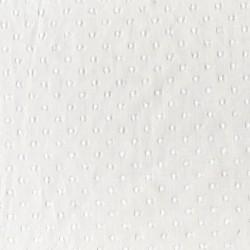 Michael Miller - Plumetis blanc