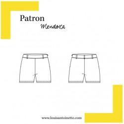 Louis Antoinette - Mendoza shorts