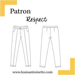 Louis Antoinette - Pantalon Respect