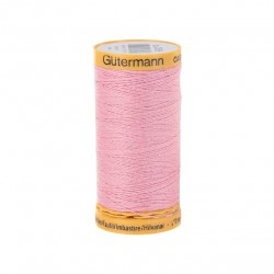 Gütermann pink basting thread