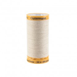 Gütermann cream basting thread