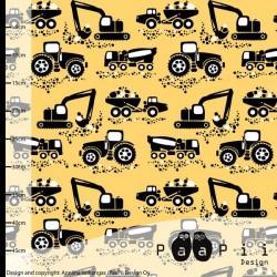 Paapii Design - Machines jaunes