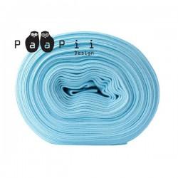 Paapii Design - Bord côtes bleu clair