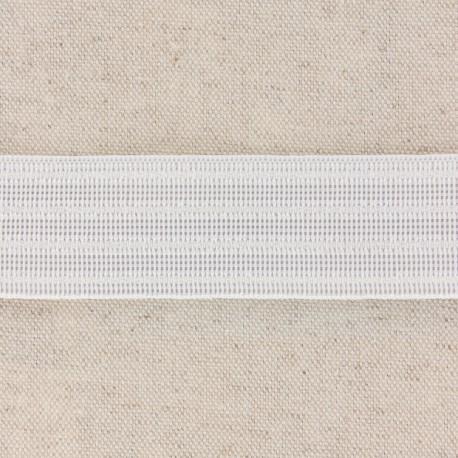 Elastique blanc 30mm