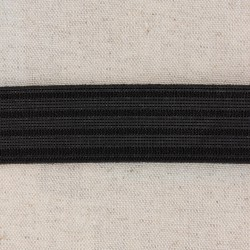 Elastique noir 30mm
