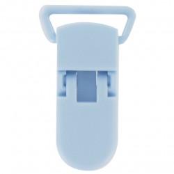 Attache-lolette bleu