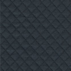 France Duval-Stalla - Black quilted jersey