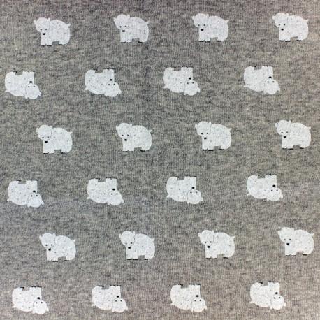 Sweat teddy bear grey
