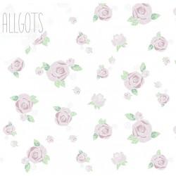 Allgots - Roses - White