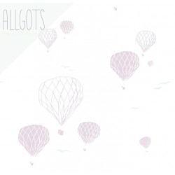 Allgots - Air Balloons - Soft pink