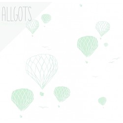 Allgots - Air Balloons - Mint