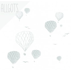 Allgots - Air Balloons - Grey