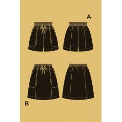 Deer and Doe - Goji short/skirt