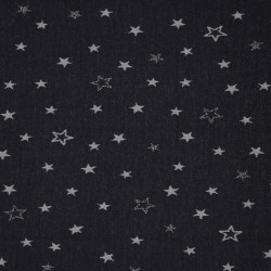 Jersey étoiles noir