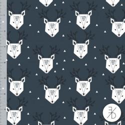 Elvelyckan Design - Beary bear grey