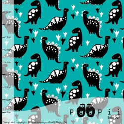 Paapii Design - Dino turquoise