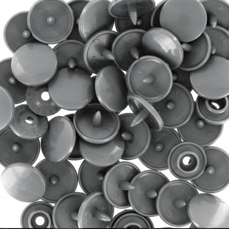 Pressions KAM grises- 30x